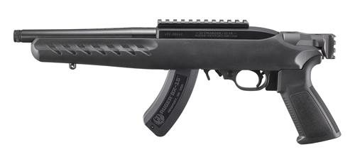 Ruger 22 Charger Rimfire Pistol W Brace Adapter 15rd Mag Ar15 Grip The ruger pc charger's chassis is constructed of a glass filled polymer. ruger 22 charger rimfire pistol w brace adapter 15rd mag ar15 grip