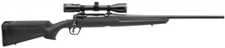 "Savage Arms Axis II XP 6.5 Creedmoor 22"" with Scope"