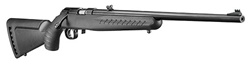 "Ruger American Rifle 22LR Blued/Synthetic 22"" Uses 10/22 magazines"