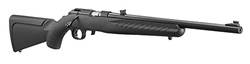 "Ruger American Rifle 22MAG Blued/Synthetic 18"" Compact"