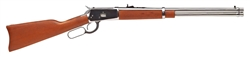 "Rossi R92 Lever Action Carbine 357 Magnum/38 Special 20"" 10+1 Brazillian Hardwood Stock Stainless Steel"