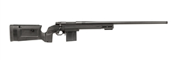 "Howa KRG Bravo M1500  6.5 Creedmoor 24"" Threaded Barrel - Black"