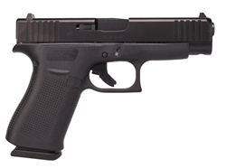 "Glock 48 9mm 4.17"" 10rd - Black Slide"