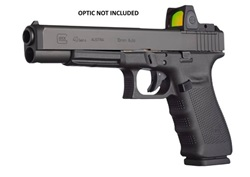 Glock 40 Gen 4 Modular Optic System (M.O.S.) 10MM 15+1 - 3 Magazines