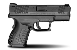 "Springfield Armory XDM Compact 9MM 3.8"" BLK 19RD Essentials Package"