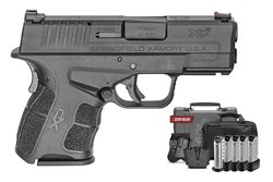 "Springfield XDS MOD.2 45 ACP 3.3"" 5+1 - Black - Gear Up Package"
