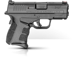SPRINGFIELD  XD-S MOD 2 9mm with Fiber Optic Front Sight- XDSG9339B