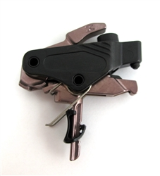 Hiperfire AR15 Power Drop-In Straight Trigger - Rose Gold
