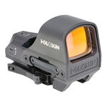 Holosun HE510C-GR Elite - Green Multi-Reticle Reflex Sight - Solar Power - QD Mount