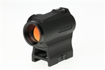 Holosun Paralow HS403R Micro Red Dot Sight with Rotary Control and 100K Battery Life