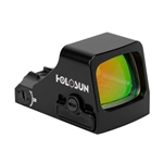 Holosun HS407K X2 - Pistol Red Dot Sight - 50K Battery Life
