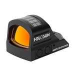 Holosun HS507C X2 - Pistol Red Dot Sight - 50K Battery Life w/ Solar Failsafe