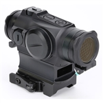 Holosun Paralow HS515GM - Multi-Reticle Military Grade Red Dot Sight - QD Mount