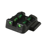 Hi-Viz S&W LITEWAVE Rear Sight Smith & Wesson M&P Pistols