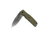 Kershaw Bevy Dark Earth Assisted Opening w/ SpeedSafe