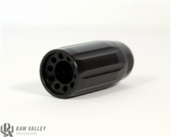 Kaw Valley Precision Linear Comp 7.62 MM M14x1 LH Black