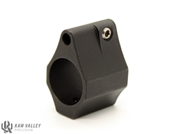 Kaw Valley Precision AR-15 Standard Low Profile Gas Block - .750