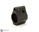 Kaw Valley Precision AR-15 Adjustable Low Profile Gas Block - .750