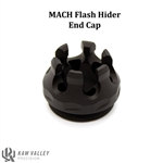 Kaw Valley Precision MACH Modular Linear Comp Flash Hider End Cap