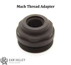 Kaw Valley Precision MACH Modular Linear Comp Thread Adapters