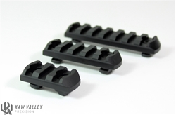 Kaw Valley Precision M-LOK Rail Sections