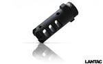 LANTAC Dragon Muzzle Brake with Gemtech BiLock Suppressor Mount 5.56/223 - 1/2x28 Thread
