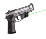Lasermax Lightning Rail Mounted Green Laser with Gripsense