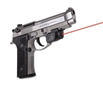 Lasermax Lightning Rail Mounted Red Laser with Gripsense