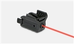 Lasermax Spartan Rail Mounted Red Laser Sight