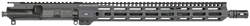 "Midwest Industries AR-15 16"" Lightweight .223 Wylde Mid Length Upper Receiver w/ 15"" M-LOK Handguard (No BCG or Charging Handle)"