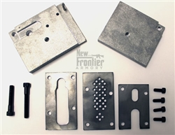 New Frontier Armory 80% AR-15 Lower Completion Jig