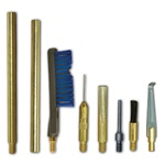 Otis 932 Brass Scraper Set