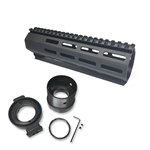 "Pantheon Arms Prometheus AR-15 Takedown Kit with 8.5"" MM Mid-Length M-LOK Rail"