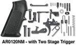 Rock River Arms AR-15 Complete Lower Parts Kit with National Match Trigger