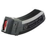 RUGER 10/22 15rd Magazine, Stainless Steel Feed Lips-BX15
