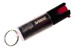 Sabre Keyring Self Defense Spray (0.54oz/aprox. 25 shots) with Quick Release