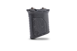 Strike Industries M-LOK Angled Vertical Grip with Cable Management - Short
