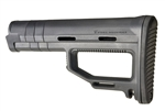 Strike Industries AR-15 Modular Fixed Stock - Black