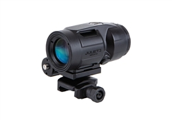 Sig Sauer Juliet3-Micro 3x Magnifier with Push Button Flip-to-Side Mount