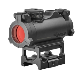 Sig Sauer ROMEO MSR Compact Red Dot Sight - 2 MOA