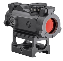 Sig Sauer ROMEO MSR Compact Red Dot Sight - 2 MOA - Blemished