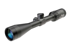 Sig Sauer Whiskey 3 3-9x40mm Rifle Scope - BDC-1 QuadPlex Reticle