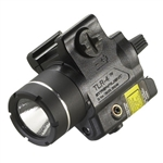 STREAMLIGHT TLR-4 COMPACT WEAPON LIGHT w/ RED LASER