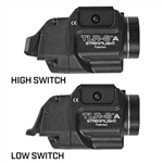 STREAMLIGHT TLR-8A 500 Lumen Rail Mounted Tactical Light and Laser w/ Rear Switch Options
