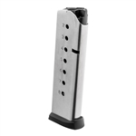 Springfield Armory 45ACP 8rd 1911 Magazine-Stainless Steel