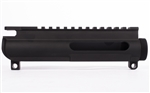 Spike's Tactical AR-15 Slick Side Upper Receiver - Forged M4 Flat Top (Multi Cal)