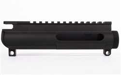 Spike's Tactical AR-15 Slick Side Upper Receiver - Forged M4 Flat Top (Multi Cal) - Blemished