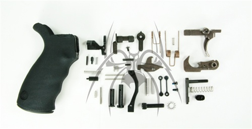 spikes tactical ar-15 lower parts kit - single stage trigger
