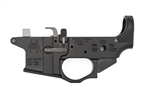 Spike's Tactical AR-159MM COLT Style Lower Forged Spider Stripped w/ Bullet Markings