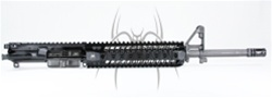 "Spike's Tactical  AR-15 16"" Midlength LE Upper w/9"" BAR Rail (5.56)"